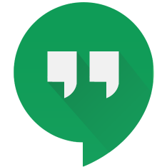 Logo do Hangout