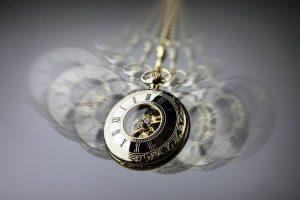 Relógio de Hipnose
